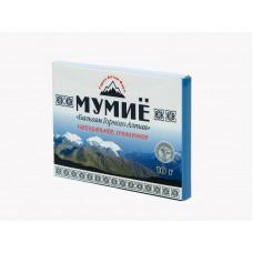 Мумие «Бальзам Горного Алтая» натуральное, очищенное, 10 гр